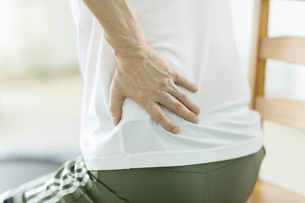 腰 から おしり にかけて の 痛み